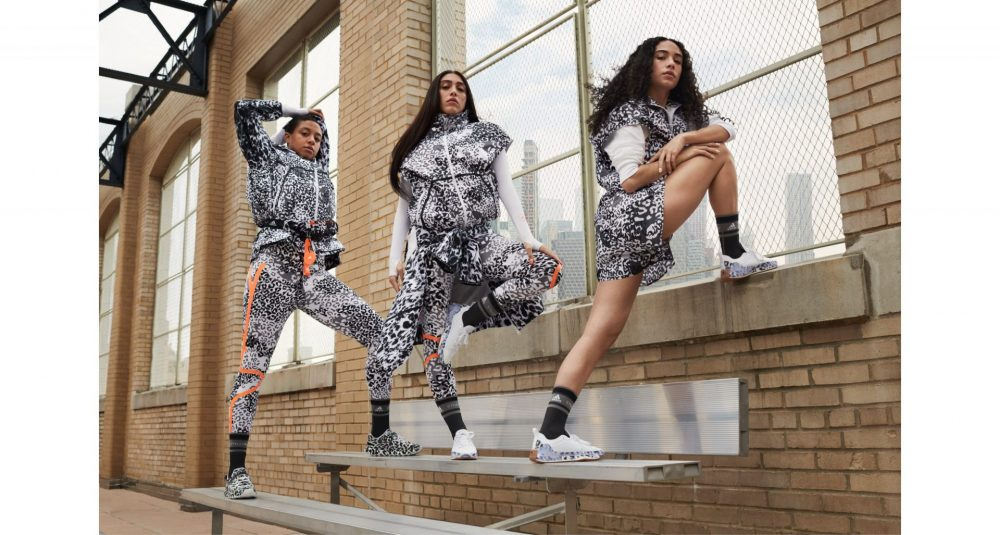 adidas by StellaMcCartney look 2020aw