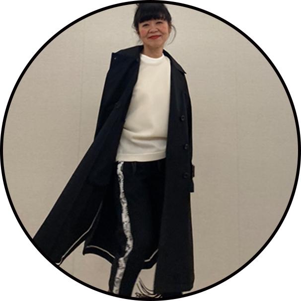 伝説のバイヤーこと西山尚子