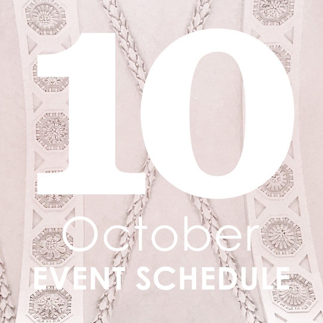2020年10月ファルファーレポップアップ催事開催情報