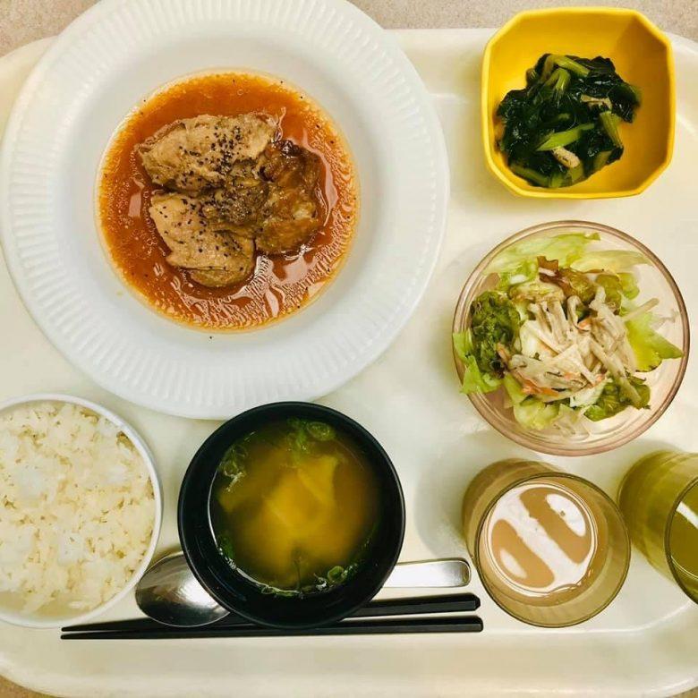神戸にあるジャイカ関西事務所内には誰でも利用できるジャイカ関西食堂があり、発展途上国の料理をお手軽に食べることができます。